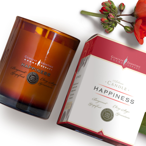 GUMLEAF ESSENTIALS ARTISAN CANDLES
