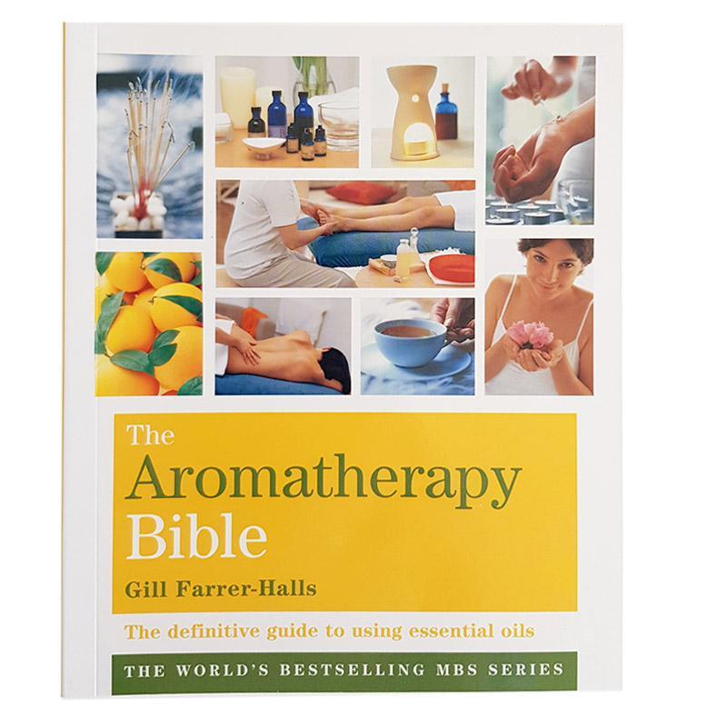 AROMATHERAPY BIBLE PAPERBACK BOOK