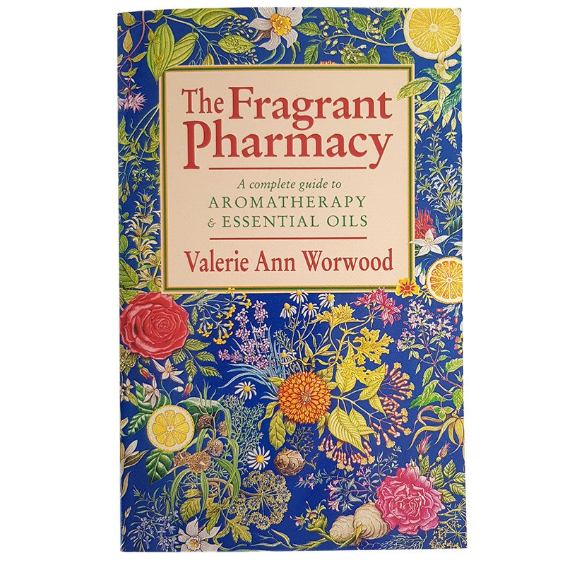 FRAGRANT PHARMACY PAPERBACK BOOK