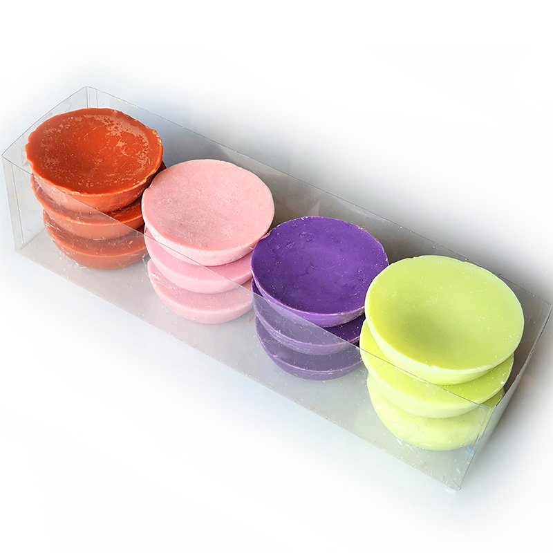 SECONDS SCENT CAKE MIXED TRAY (12 CAKES)