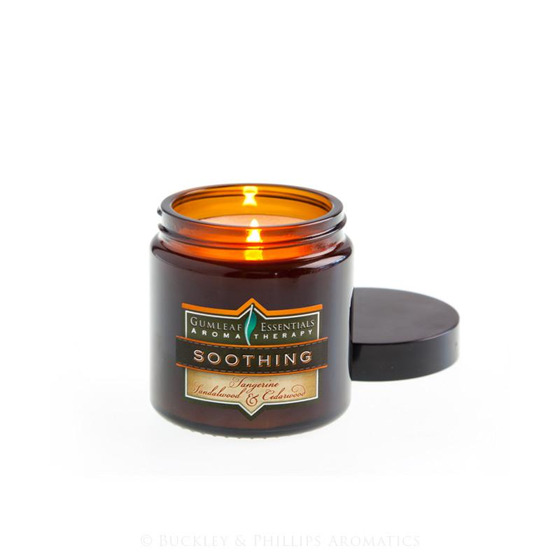 SOOTHING MINI JAR CANDLE
