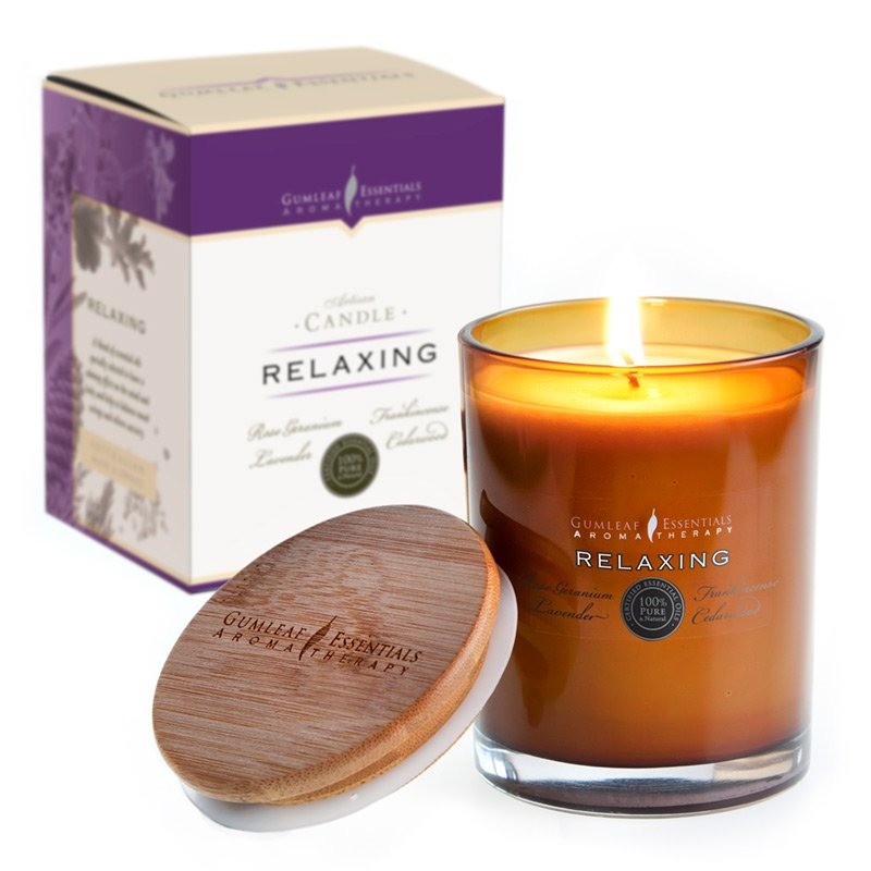 RELAXING ARTISAN CANDLE
