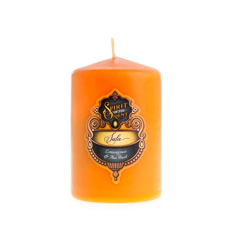 SALA PILLAR CANDLE SMALL