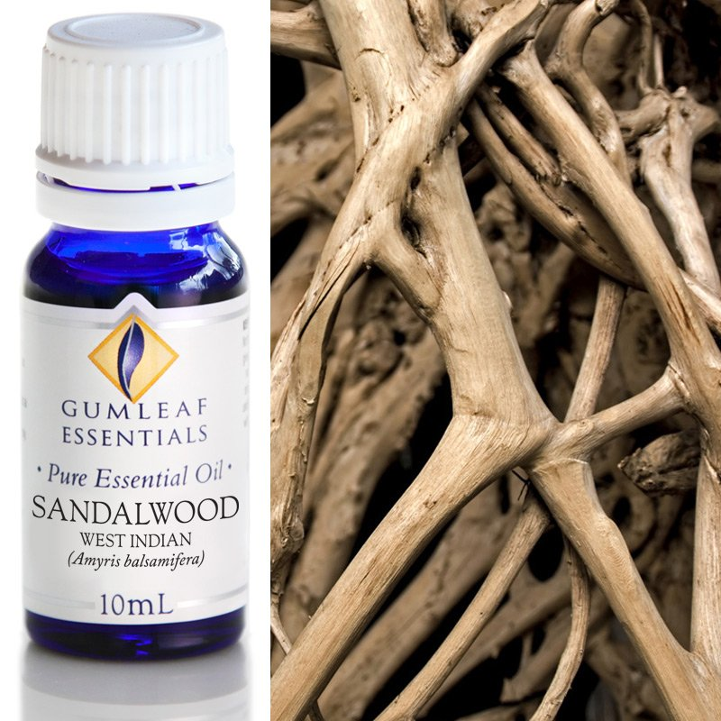 SANDALWOOD WEST INDIAN ESSENTIAL OIL