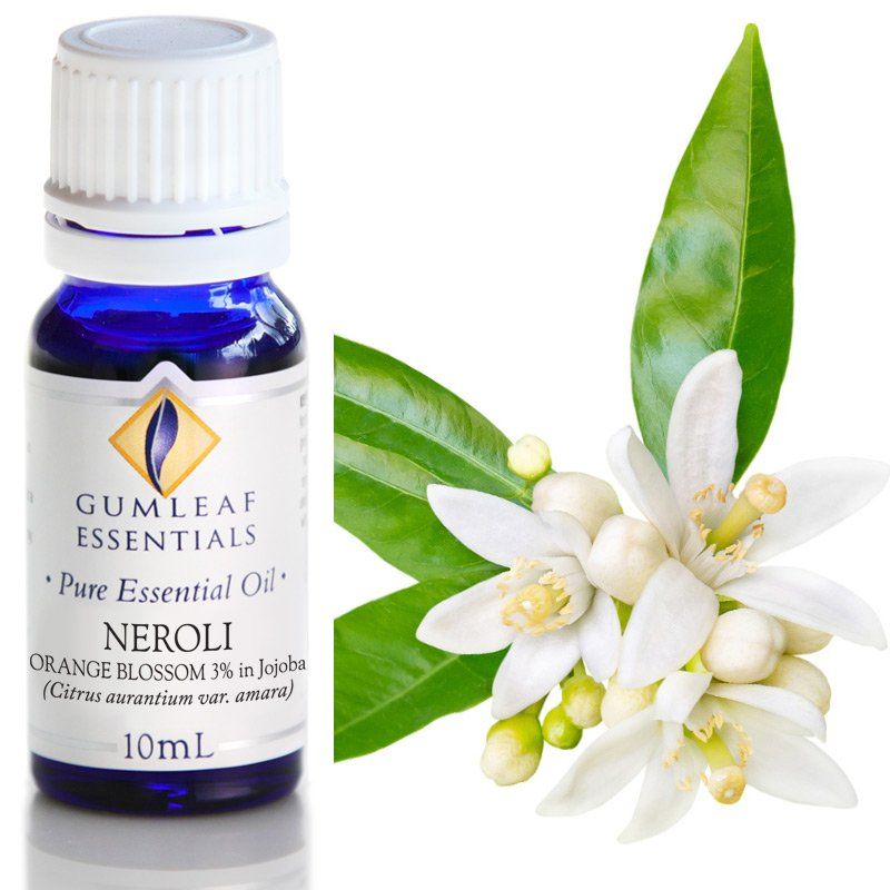 NEROLI (3% IN JOJOBA) ESSENTIAL OIL