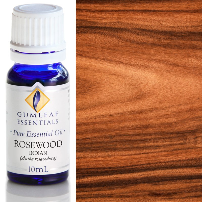 Rosewood essential oil oils gumleaf