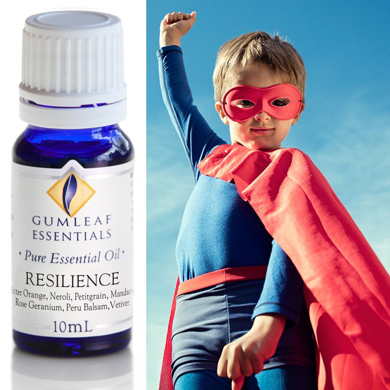 RESILIENCE ESSENTIAL OIL BLEND