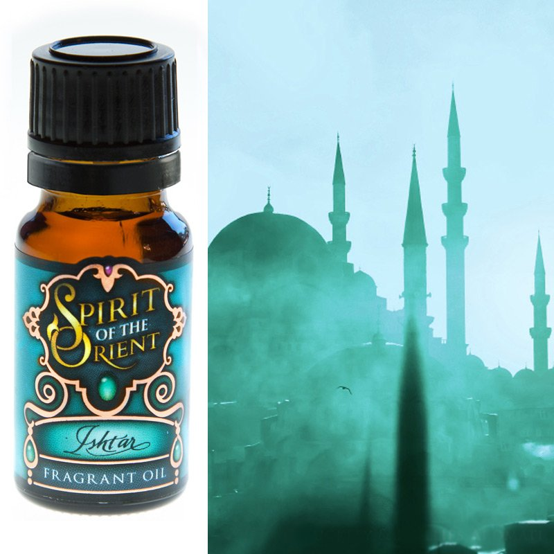 ISHTAR FRAGRANCE OIL