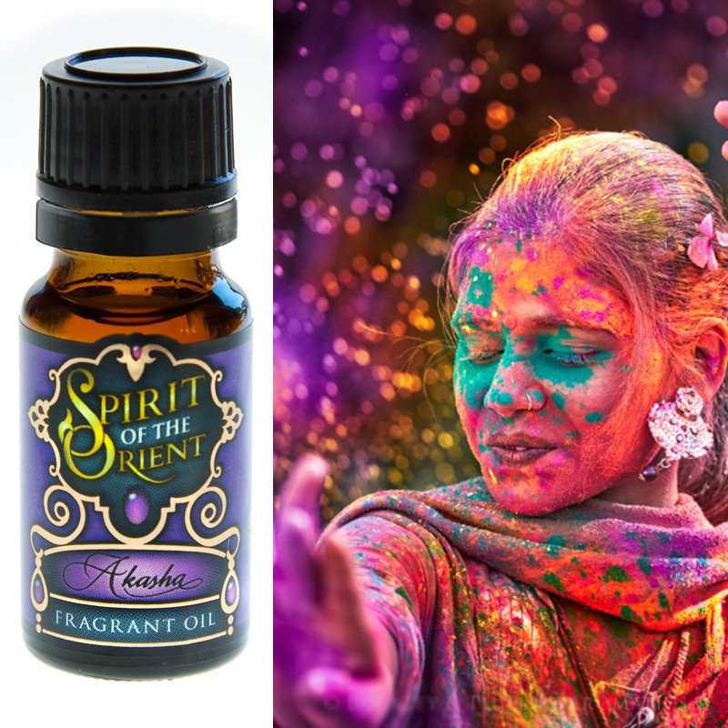 AKASHA FRAGRANCE OIL