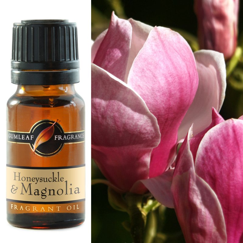 HONEYSUCKLE & MAGNOLIA FRAGRANCE OIL