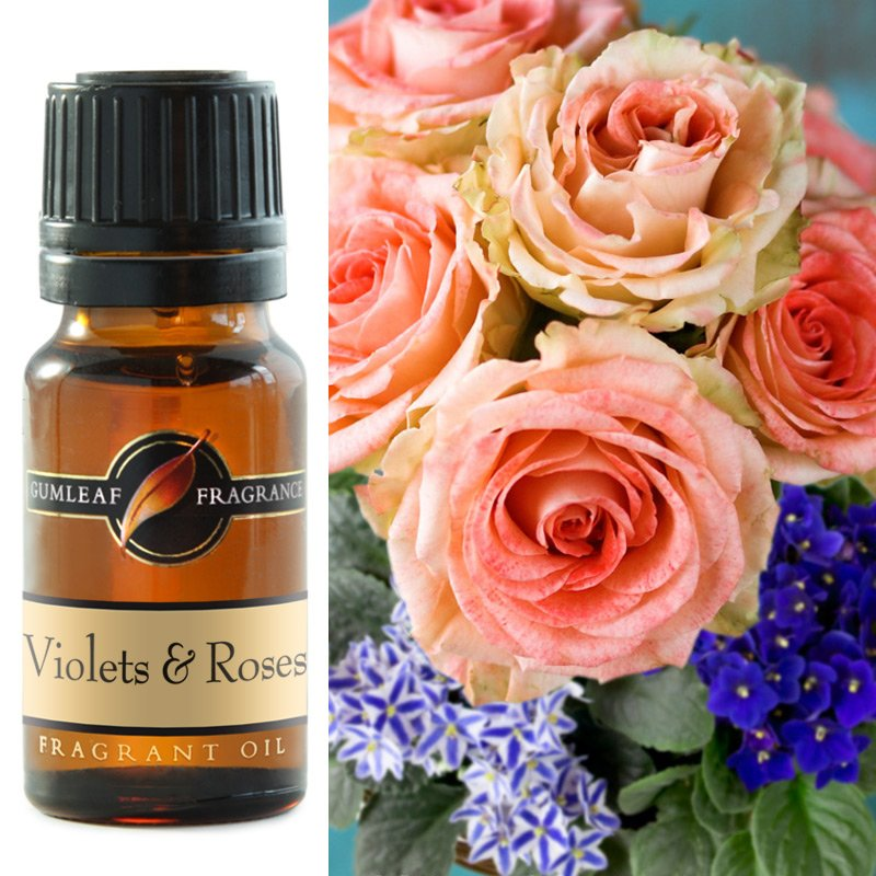 VIOLETS & ROSES FRAGRANCE OIL