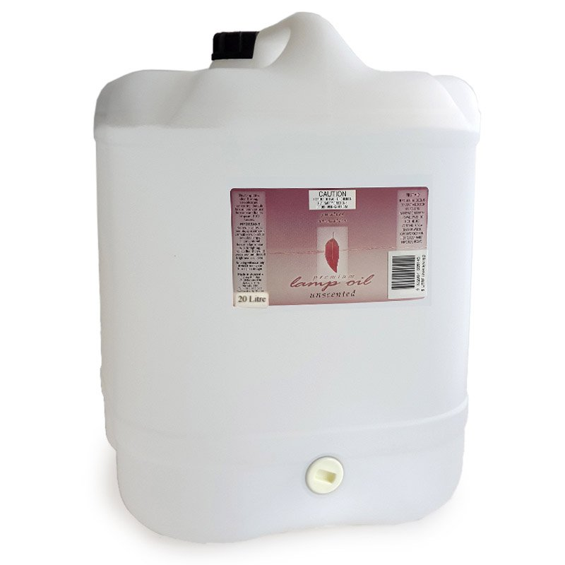 UNSCENTED LAMP OIL 20 LITRES