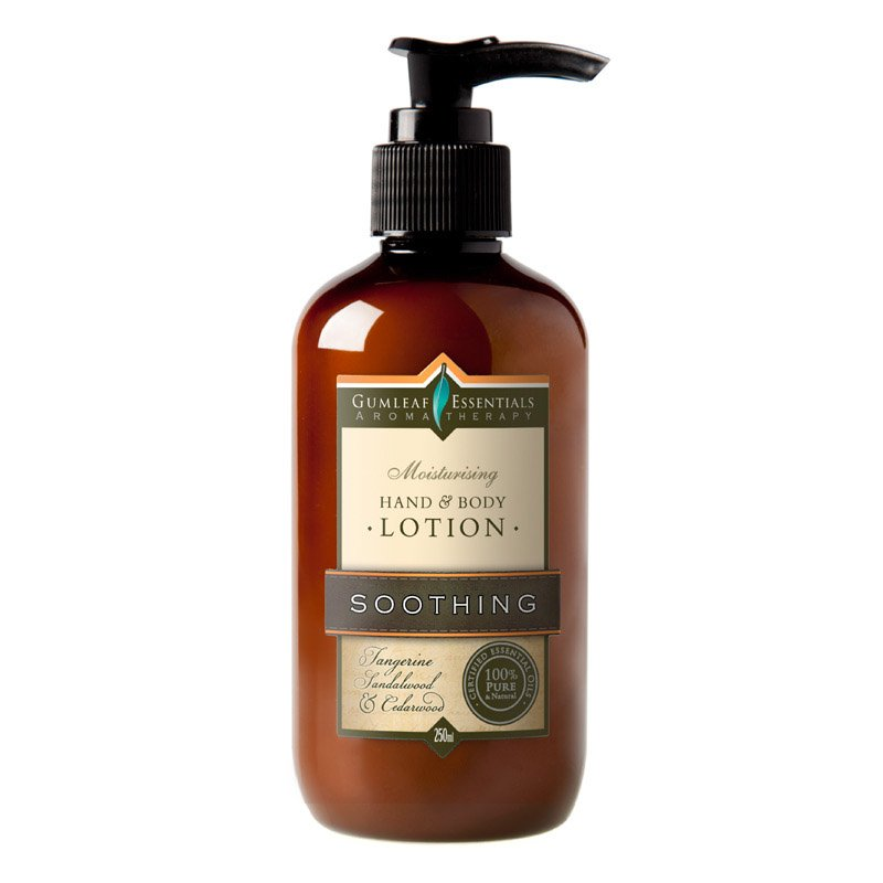 SOOTHING HAND & BODY LOTION