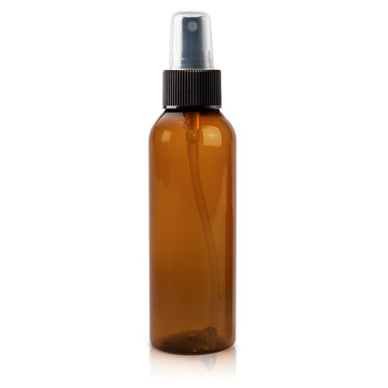 125ML AMBER SPRAY BOTTLE