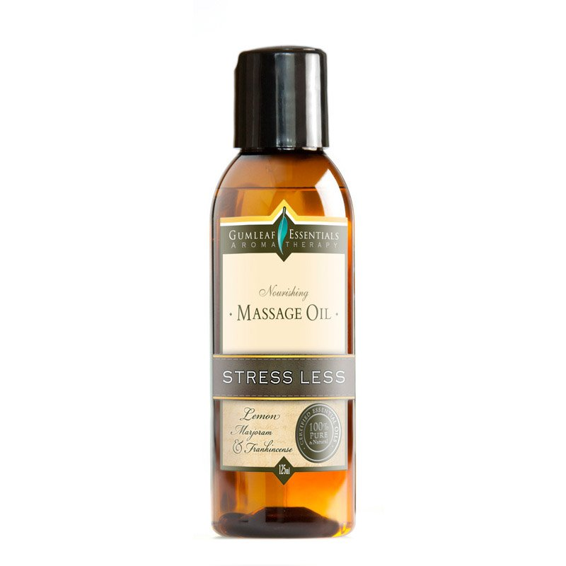 STRESS LESS MASSAGE OIL