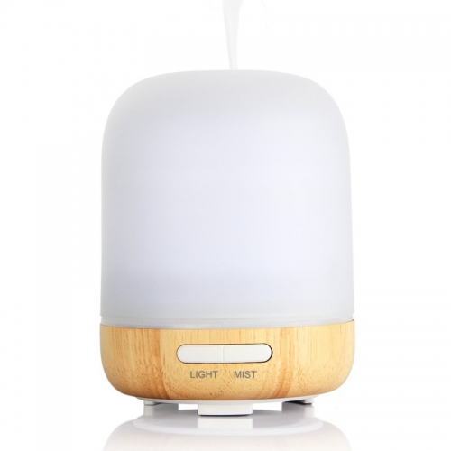 FROSTED GLASS ULTRASONIC OIL DIFFUSER