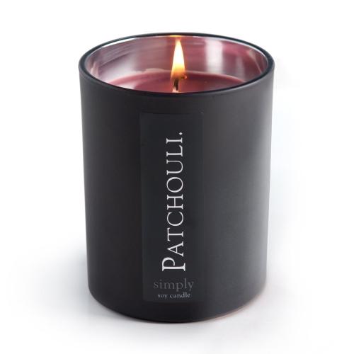 PATCHOULI SOY JAR CANDLE
