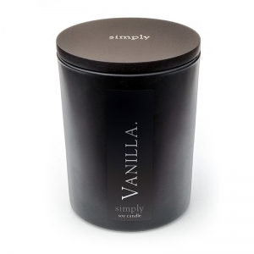 VANILLA SOY JAR CANDLE