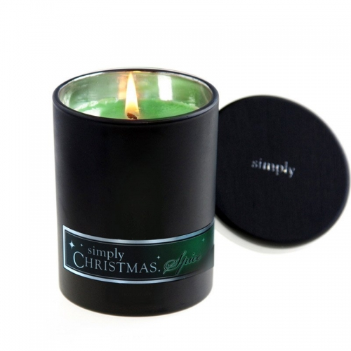 CHRISTMAS SPICE SOY JAR CANDLE