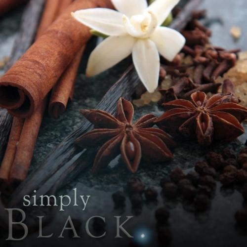 BLACK SOY JAR CANDLE