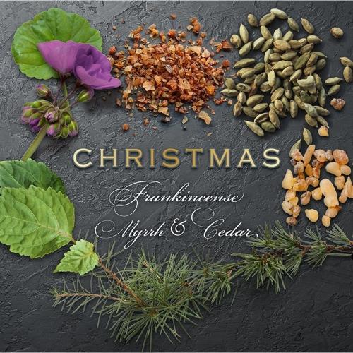 FRANKINCENSE & MYRRH CHRISTMAS SOY CANDLE