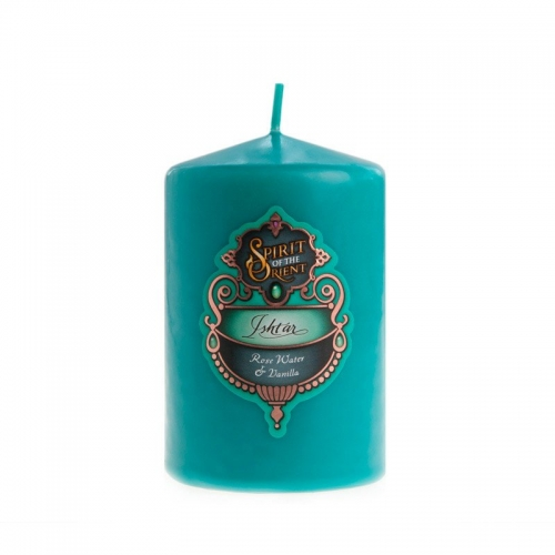 ISHTAR PILLAR CANDLE SMALL