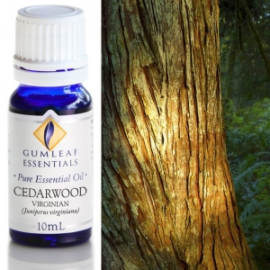 CEDARWOOD VIRGINIAN ESSENTIAL OIL