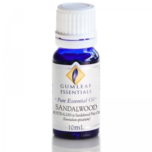 SANDALWOOD AUSTRALIAN (10% IN SANDALWOOD NUT) ESSENTIAL OIL