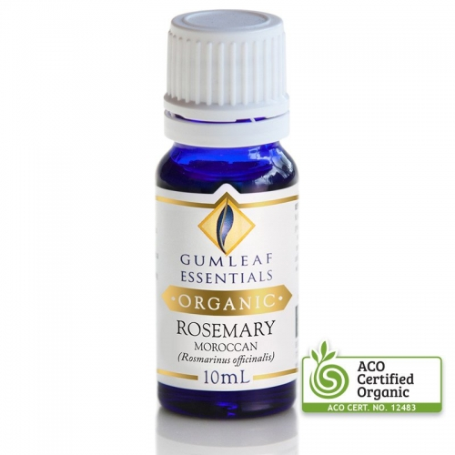 ORGANIC ROSEMARY MOROCCAN ESSENTIAL OIL