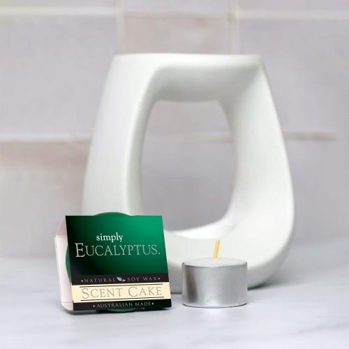EUCALYPTUS SCENT CAKE (SINGLE)