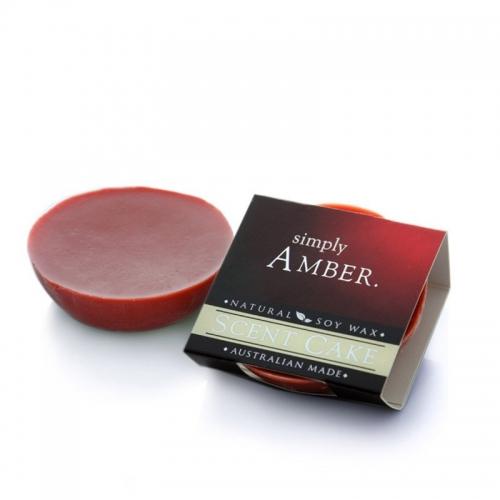 AMBER SCENT CAKE (SINGLE)