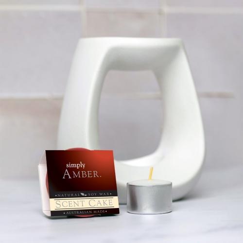 Amber Scent Cake Simply Australia
