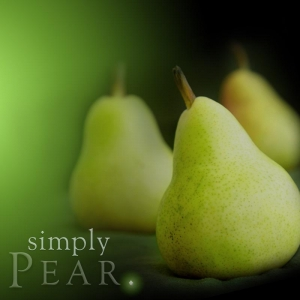PEAR SCENT CAKE (SINGLE)