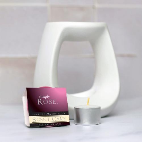 ROSE SCENT CAKE (SINGLE)