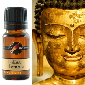 BUDDHIST TEMPLE FRAGRANCE OIL