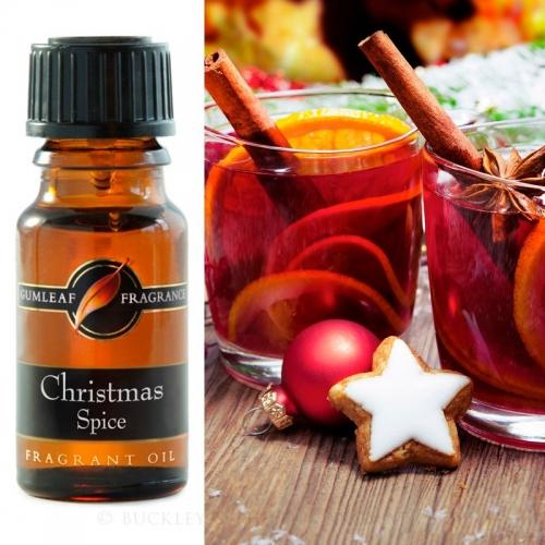 CHRISTMAS SPICE FRAGRANCE OIL