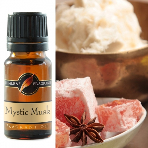 MYSTIC MUSK FRAGRANCE OIL