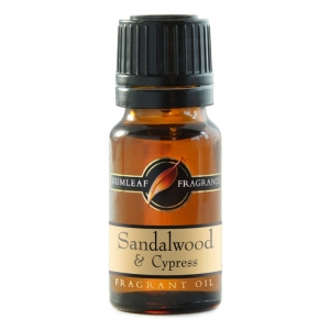 SANDALWOOD & CYPRESS FRAGRANCE OIL