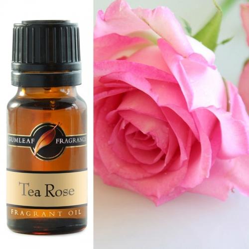TEA ROSE FRAGRANCE OIL