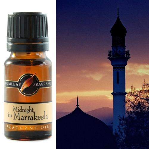 MIDNIGHT IN MARRAKESH FRAGRANCE OIL