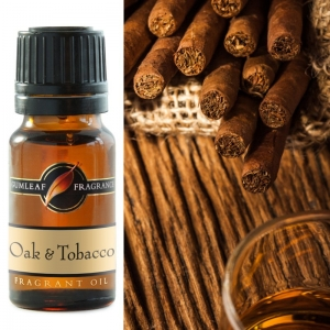 OAK & TOBACCO FRAGRANCE OIL
