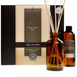 RELAXING REED DIFFUSER SET