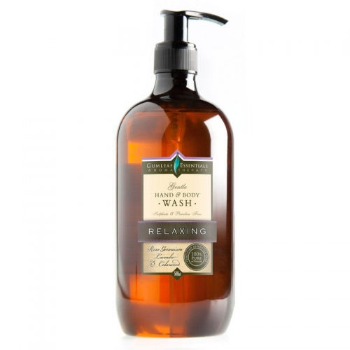 RELAXING HAND & BODY WASH